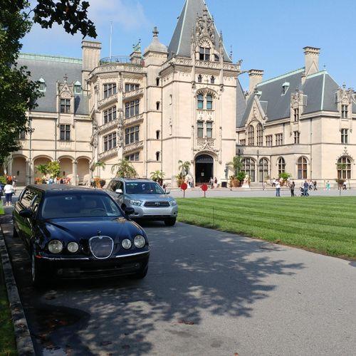 Biltmore N.C. Jaguar