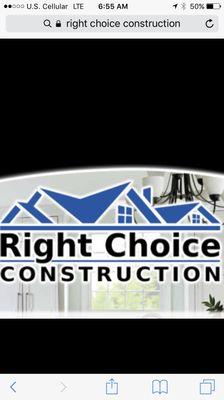 Avatar for Right Choice Construction