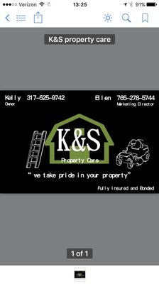 Avatar for K&S Property Care Greenwood, IN Thumbtack