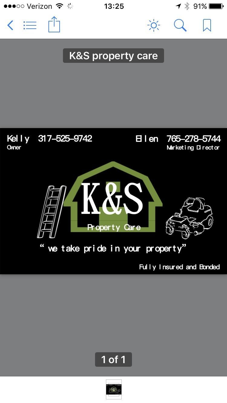 K&S Property Care
