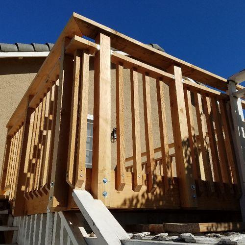 Corona Balcony Restoration.