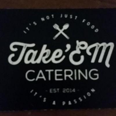 Avatar for Take'em Catering Omaha, NE Thumbtack