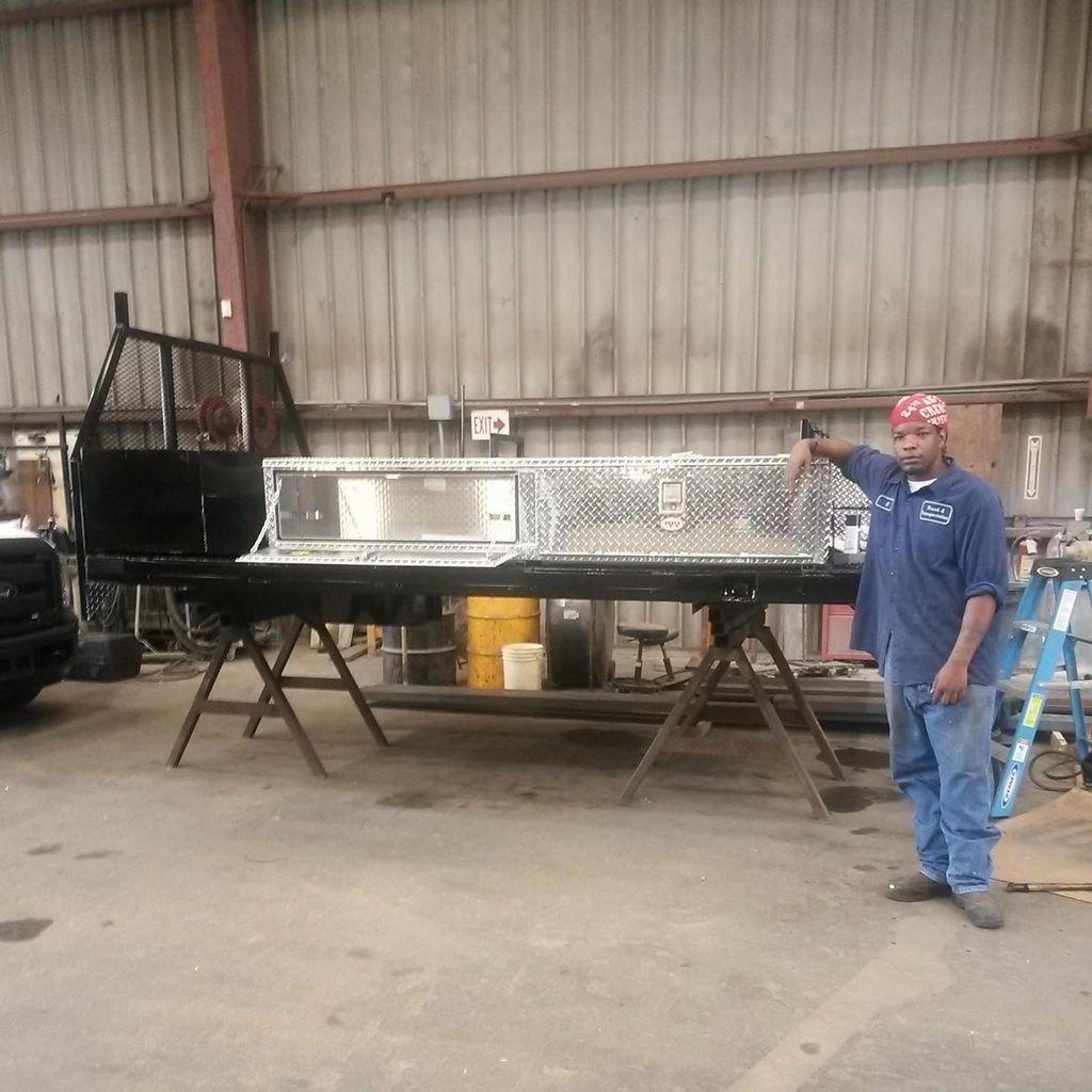 Qt welding repairs