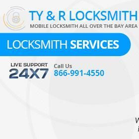 TY & R Garage Doors & Locksmith