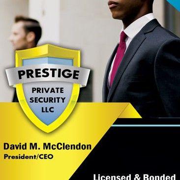 Prestige Private Security LLC.