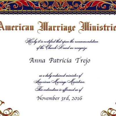 Avatar for Anna Trejo Notary signing agent & Marriage Officiator Mission, TX Thumbtack