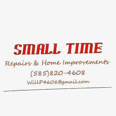 Small Time Repairs & Home Improvements Webster, NY Thumbtack