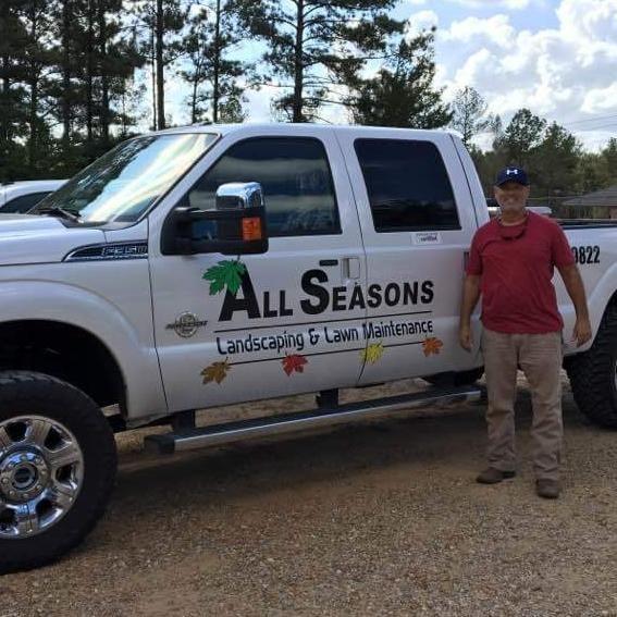 All Seasons Landscaping & Lawn Maintenance