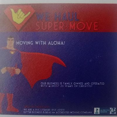 Avatar for We haul supermove Honolulu, HI Thumbtack