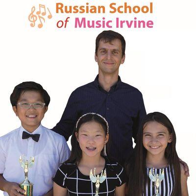 Avatar for Russian School of Music Irvine Irvine, CA Thumbtack