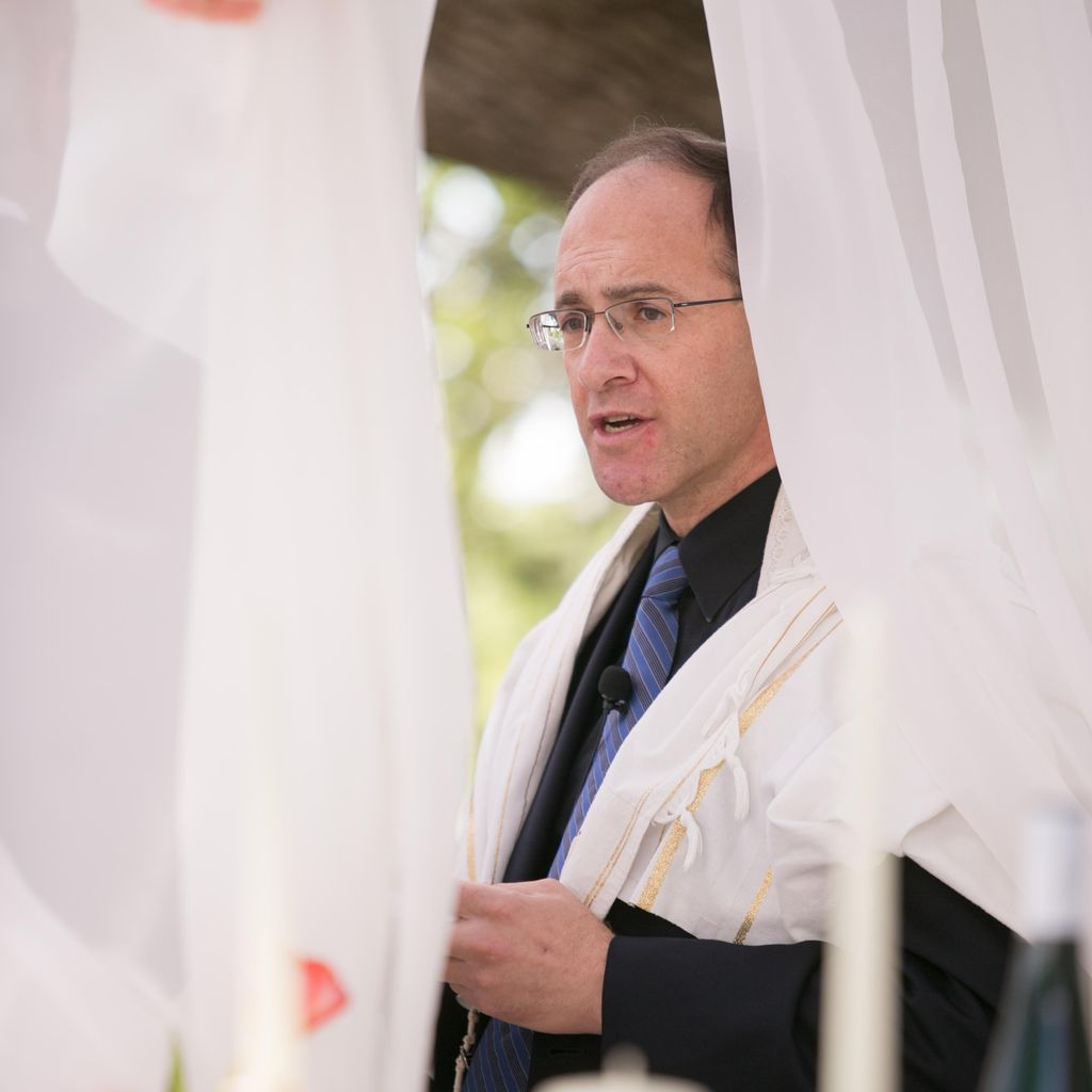 Interfaith Wedding Rabbi - Rabbi David Gruber