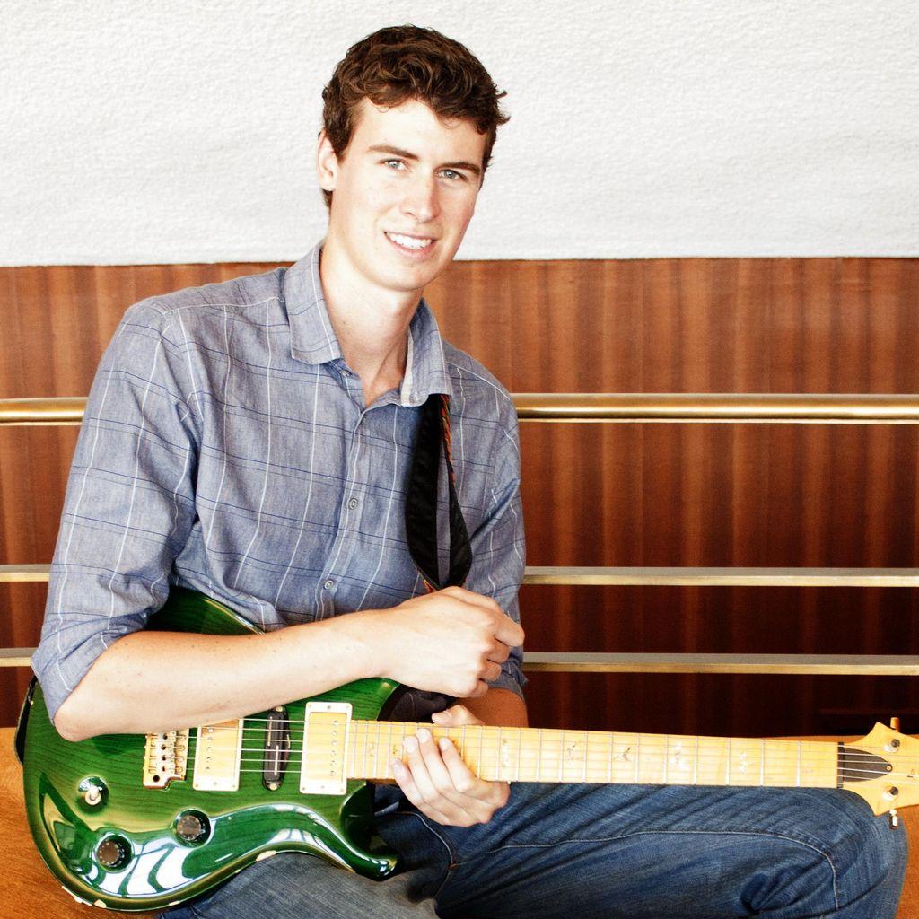 Matt Brooks - Guitarist