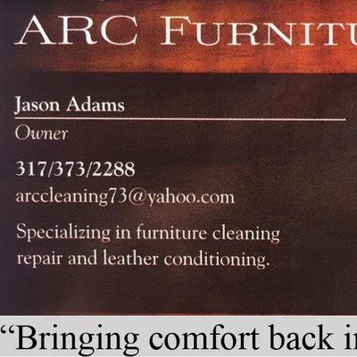 Avatar for A.R.C. Furniture Care Indianapolis, IN Thumbtack