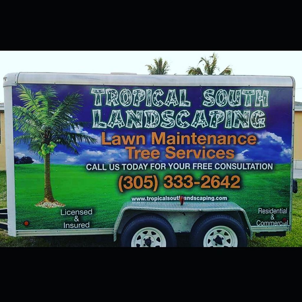 Tropical South Landscaping