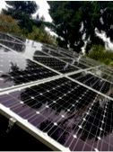 Ground Mounted Solar System in Poway