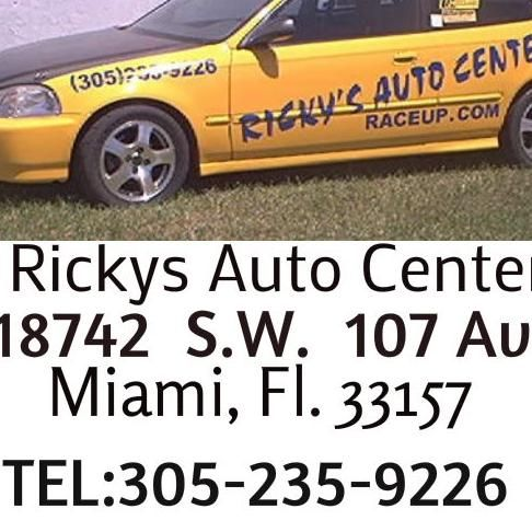 Ricky's Auto Center Inc.