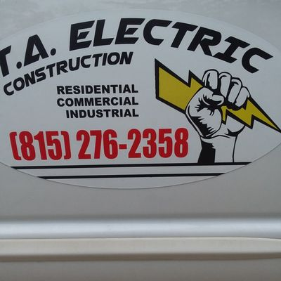 Avatar for T.A. Electric/construction