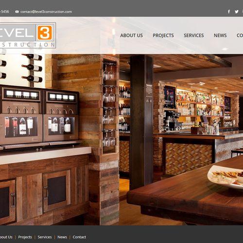 level3construction.com