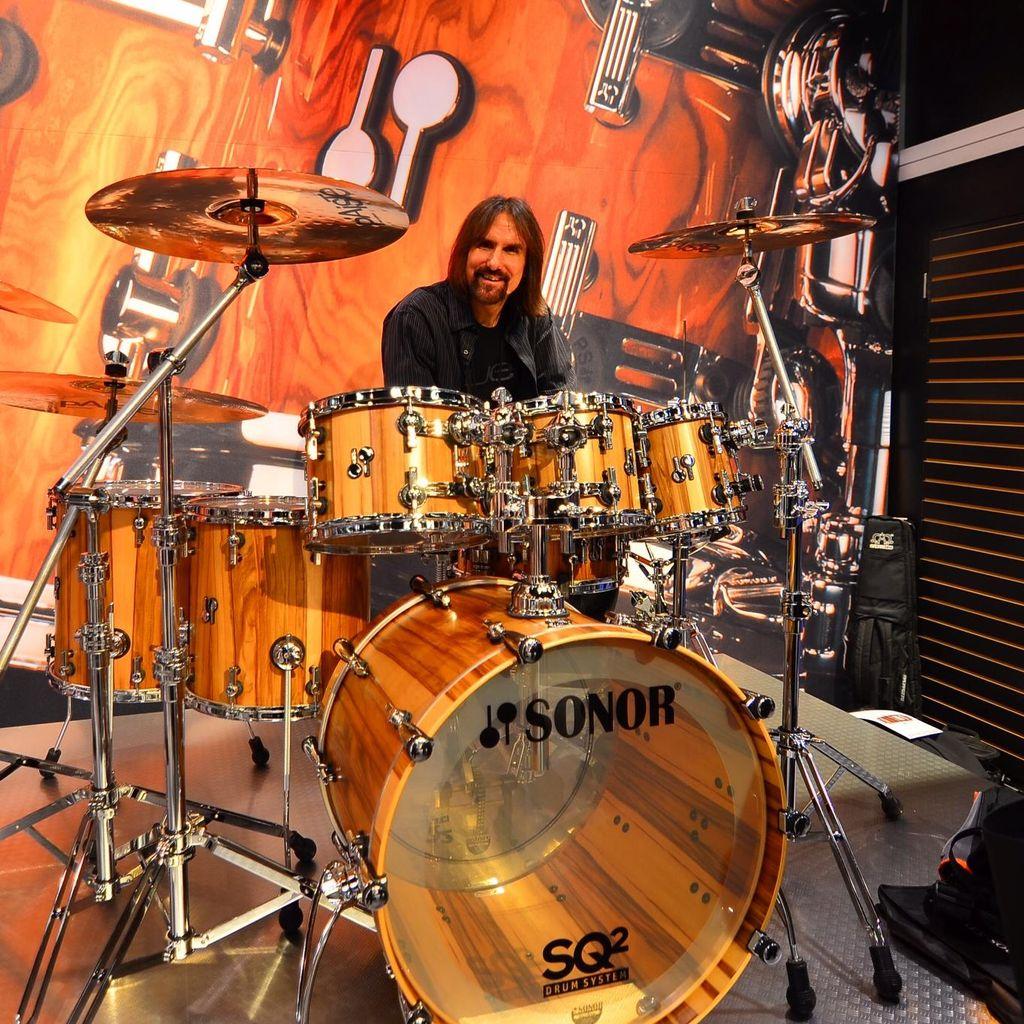 Ed Rick Drums