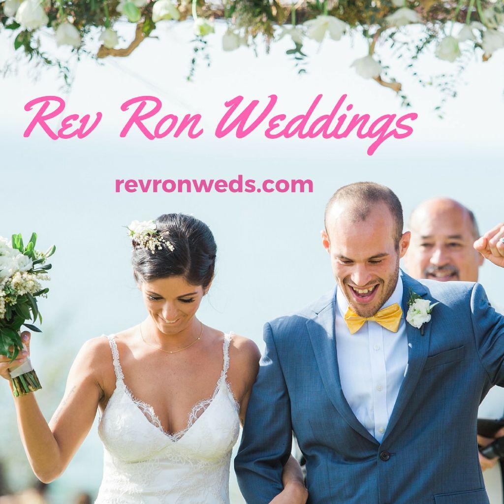 Rev Ron Weddings