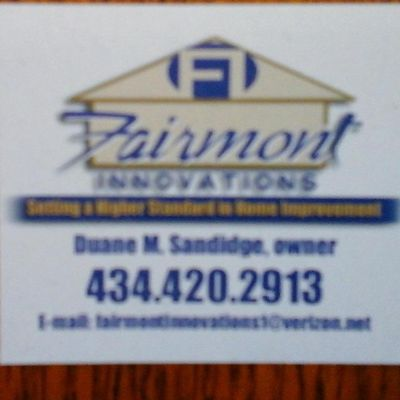 Avatar for Fairmont Innovations