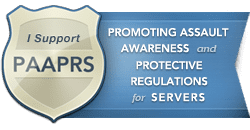 We support Protective Regulations For Servers passing in the State Legislature