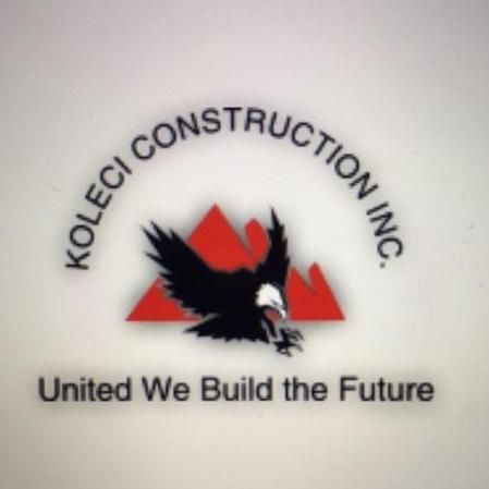 KOLECI CONSTRUCTION  INC
