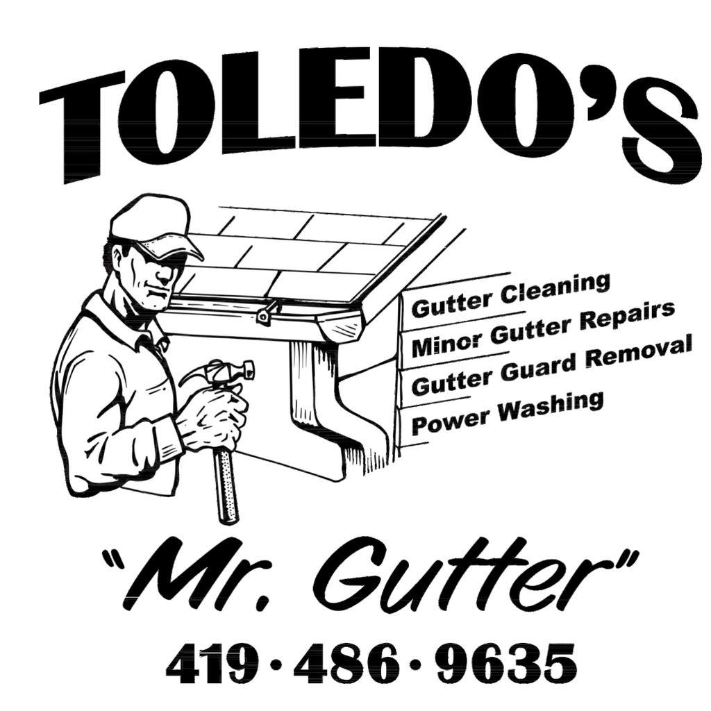 Toledo's Mr. Gutter