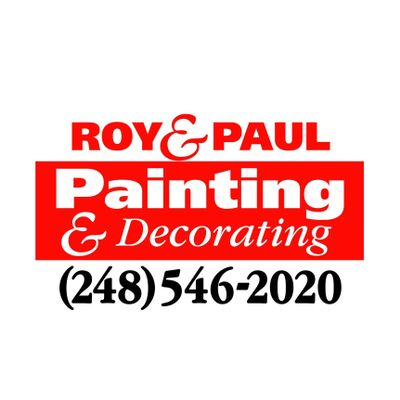 Avatar for Roy & Paul Painting & Decorating