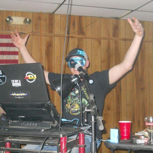 DJ Dirty/Mardi Gras Bash 2016