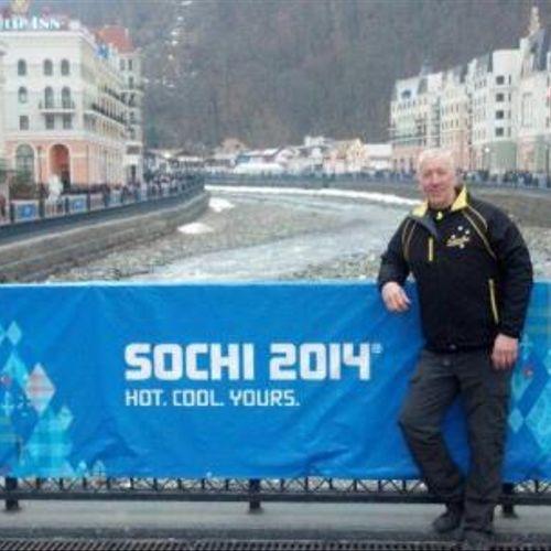 Coaching in Olympics