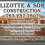 Avatar for Lizotte & Son Construction Lafayette, IN Thumbtack