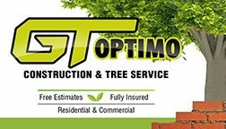 Avatar for GT Optimo Construction & Tree Service