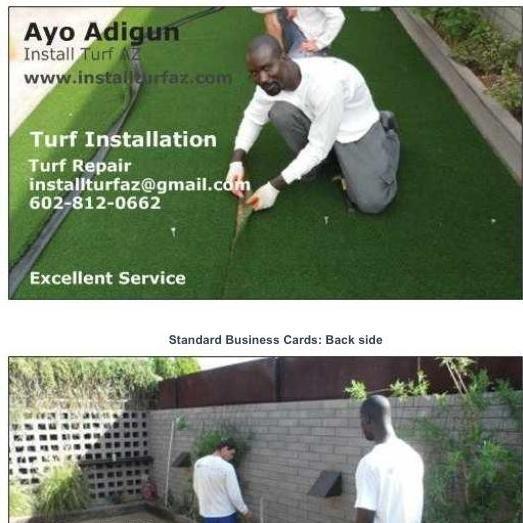 Install Turf AZ