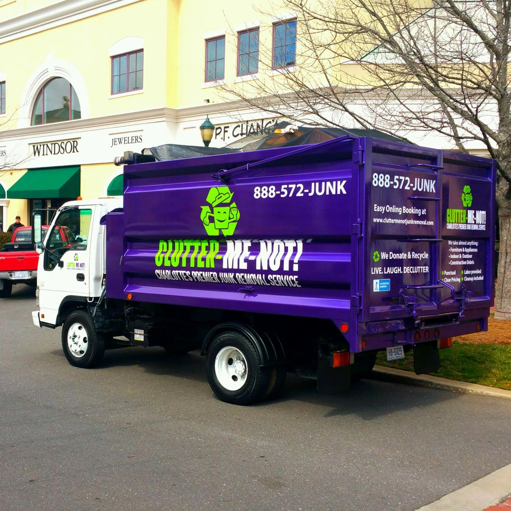 Clutter-Me-Not! Junk Removal