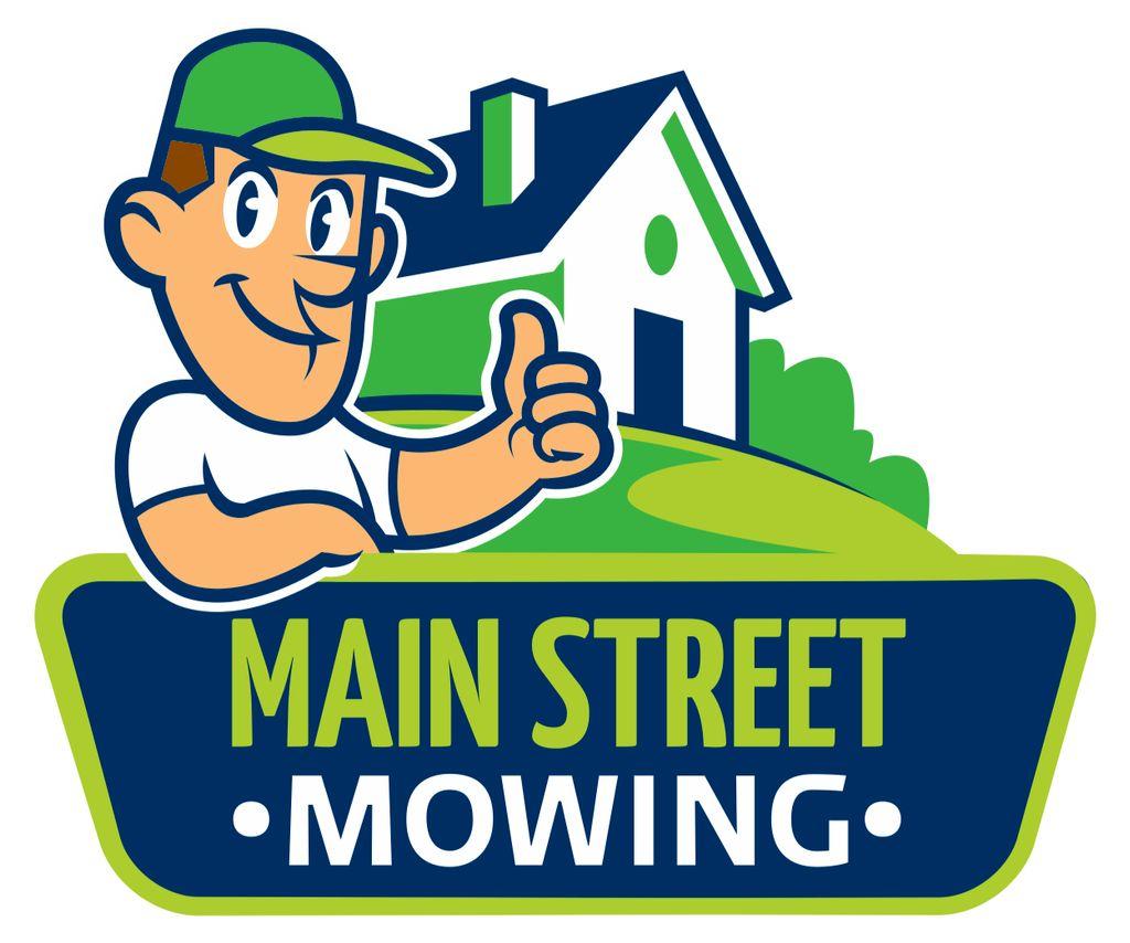 Main Street Mowing