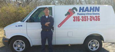 Avatar for Hahn Plumbing & Drain Cleaning Wichita, KS Thumbtack