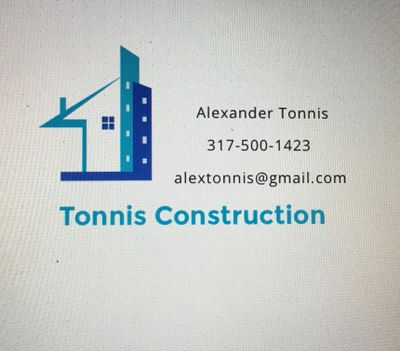 Avatar for Tonnis  construction Indianapolis, IN Thumbtack