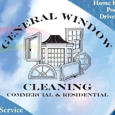 General Window Cleaning and Pressure Washing