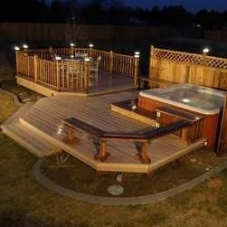 Paradise Decks and Spa`s