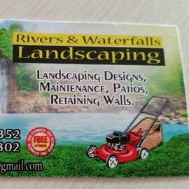 Avatar for Rivers and Waterfalls Landscaping Castle Rock, CO Thumbtack
