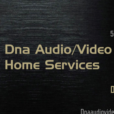 Avatar for DNA audio video and home services