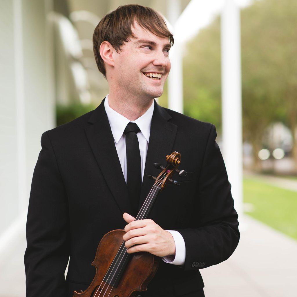 Turner Partain, Violinist