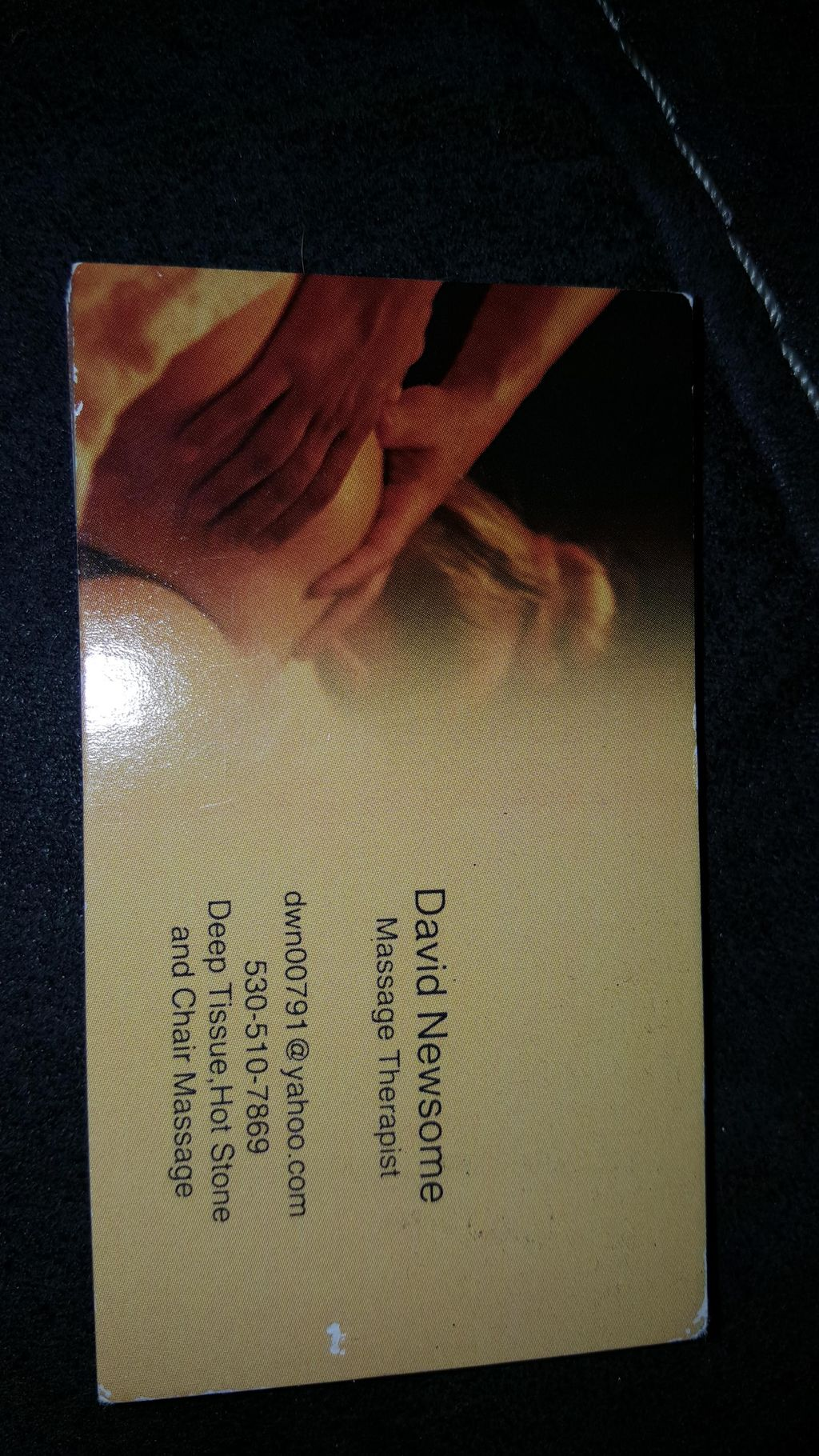 Massage By David Newsome