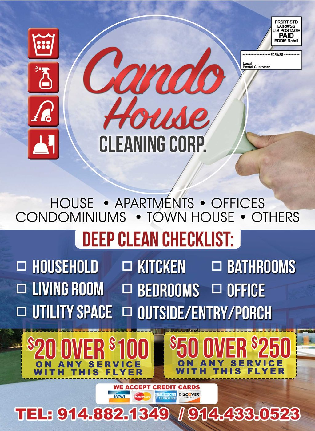 Cando House Cleaning