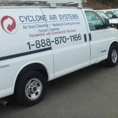 Cyclone Air Systems Inc. Contractor