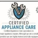 Avatar for Certified Appliance Care Worcester, MA Thumbtack