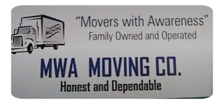 MWA Moving Co.