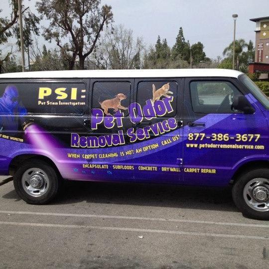 Pet Odor Removal Service-Fresno Area