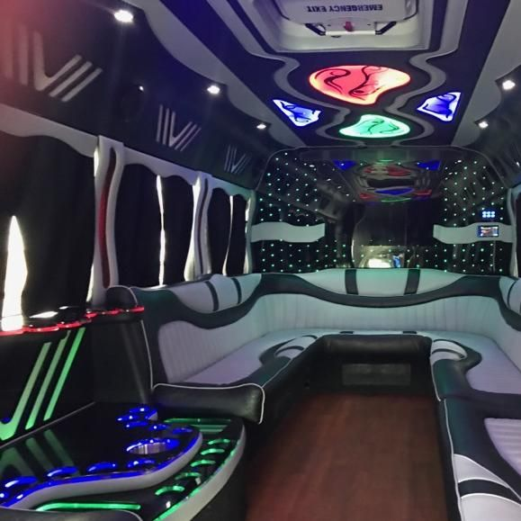 Limos with Pride